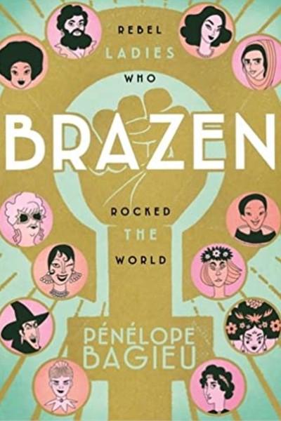 Cover image for Brazen