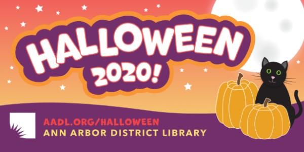 Halloween 2020 at AADL