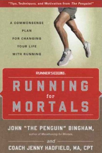 Cover image for Running for Mortals