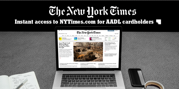 Get instant access to the New York Times online with your AADL library card! Read regular newspaper content in three languages and experience innovative multimedia journalism.