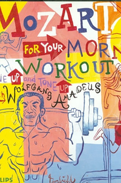 Cover image for Mozart for your morning workout