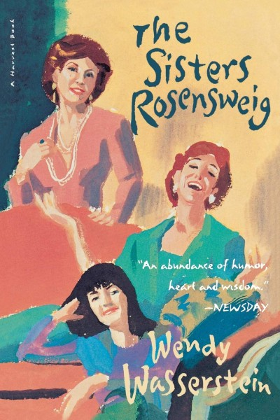 Cover image for The Sisters Rosensweig