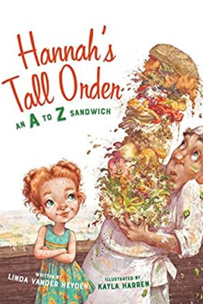 Cover image for Hannah's Tall Order