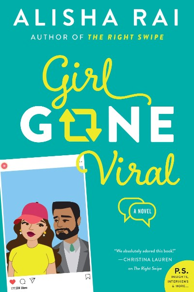Cover image for Girl Gone Viral