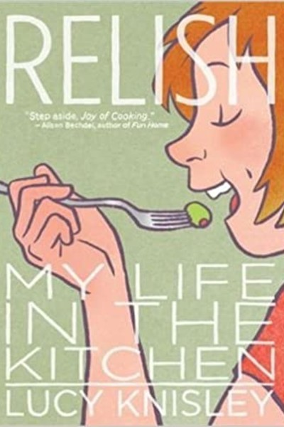 Cover image for Relish