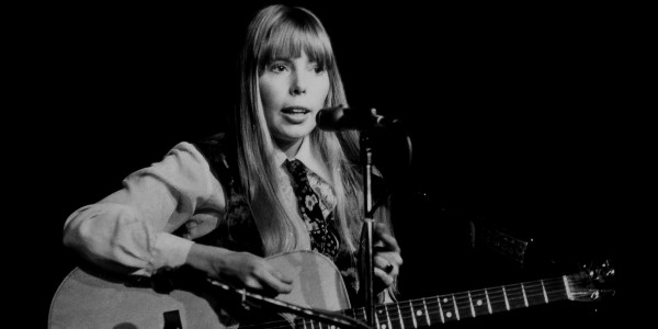 Listen to Joni Mitchell live at Ann Arbor's Canterbury House in 1967.