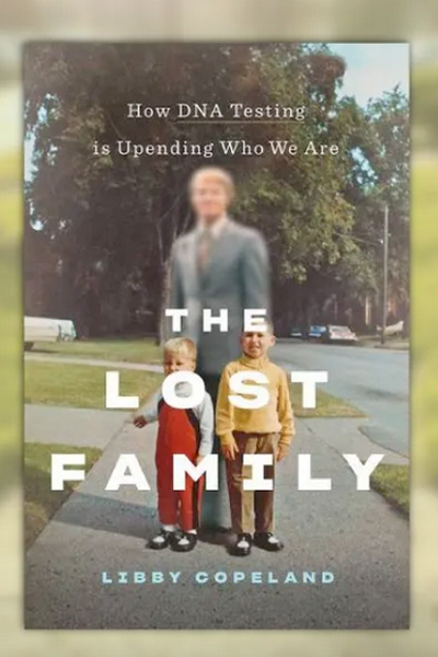 Cover image for The Lost Family: Author Event