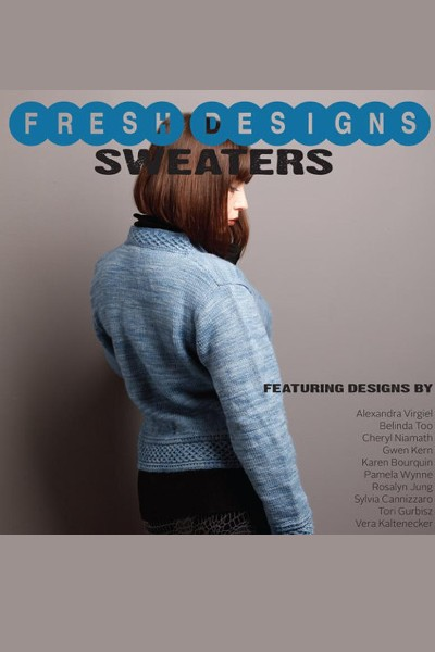 Cover image for Fresh Designs Sweaters