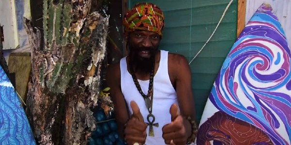 Ann Arbor's Evan Haywood directed a music video for Jamaica's Israel Voice