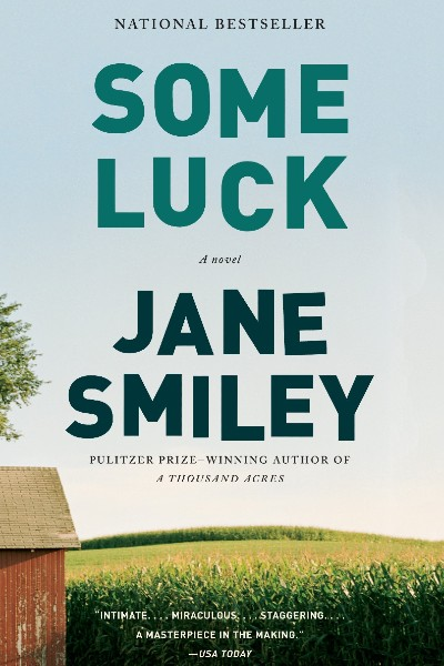 Cover image for Some Luck