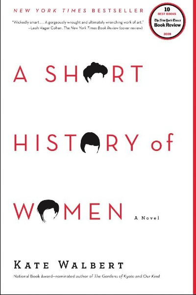 Cover image for A Short History of Women