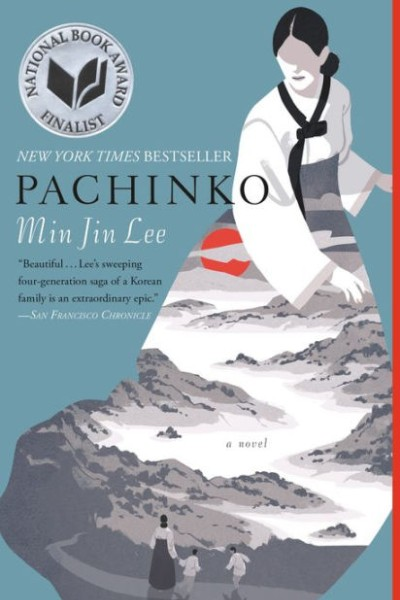 Cover image for Pachinko