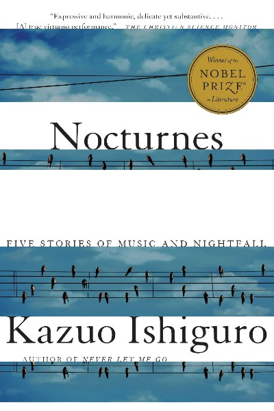 Cover image for Nocturnes