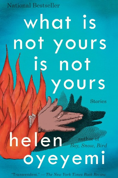 Cover image for What is not Yours is not Yours