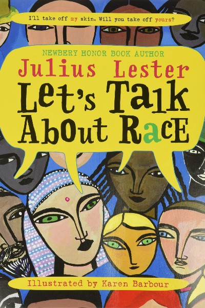 Cover image for Let's Talk About Race