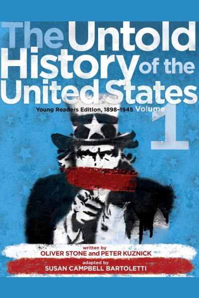 Cover image for The Untold History of the U.S.