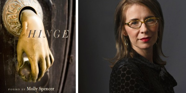 Ann Arbor poet Molly Spencer covers chronic illness, domestic life, and nature in her new book Hinge.