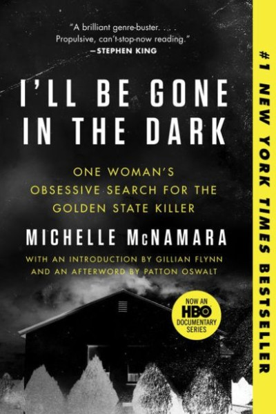 Cover image for I'll be Gone in the Dark