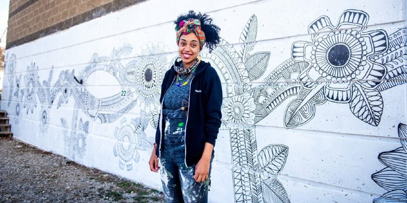A guide to the Ann Arbor Art Center's Art in Public Places mural project.