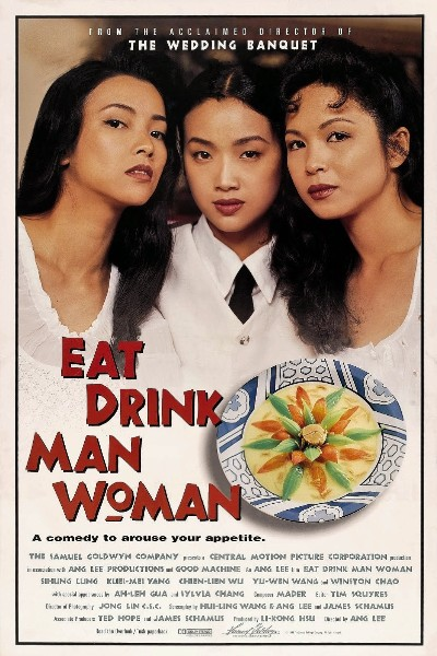 Cover image for Eat Drink Man Woman