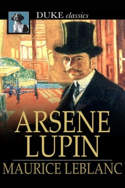 Cover image for Arsène Lupin