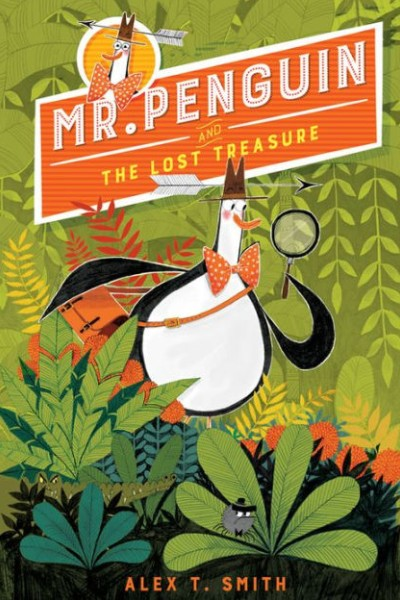 Cover image for Mr. Penguin and the Lost Treasure