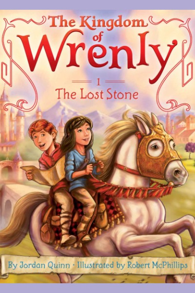 Cover image for The Lost Stone
