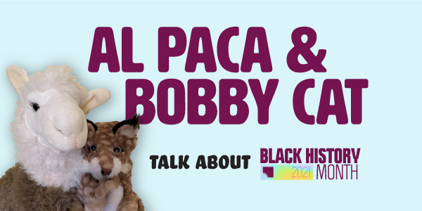 Al Paca and Bobby Cat talk about Black History