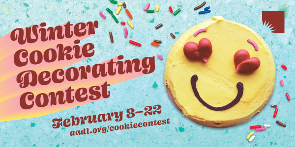Winter Cookie Decorating Contest
