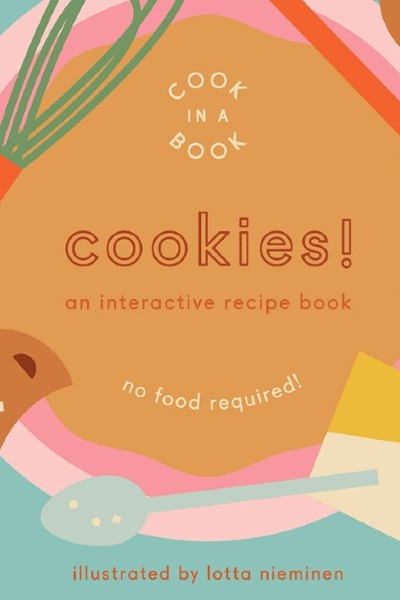 Cover image for Cookies!