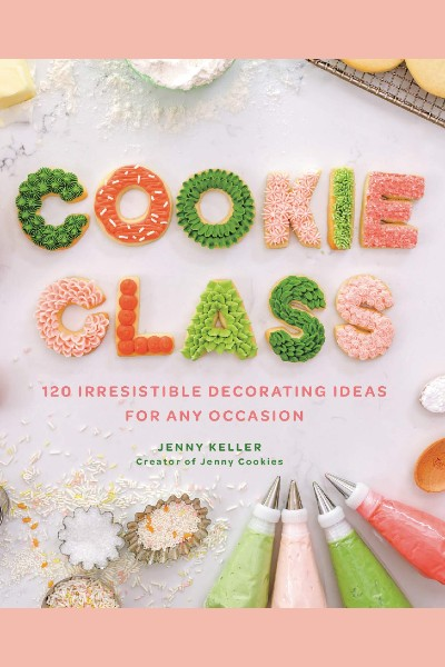 Cover image for Cookie Class