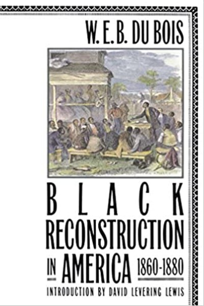 Cover image for Black Reconstruction in America
