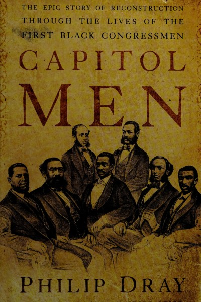 Cover image for Capitol Men