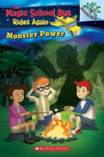 Cover image for Monster Power