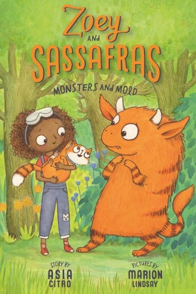 Cover image for Zoey and Sassafras