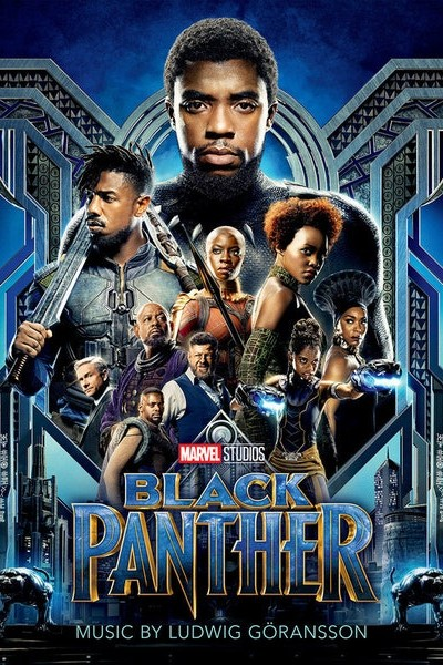 Cover image for Black Panther Original Score