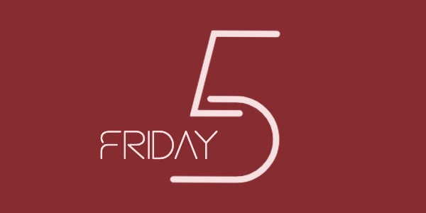 Catch up with more than 150 local music releases featured in our weekly Friday Five column.
