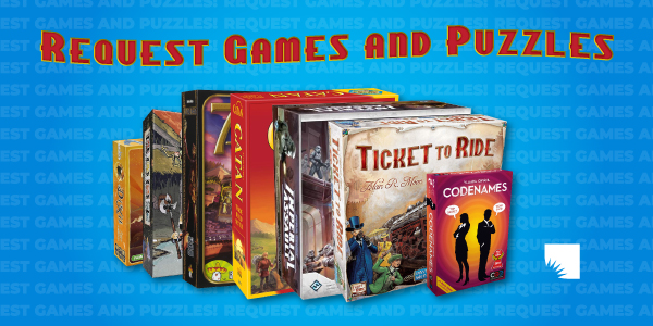 Request Games and Puzzles
