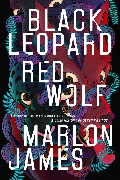 Cover image for Black Leopard Red Wolf