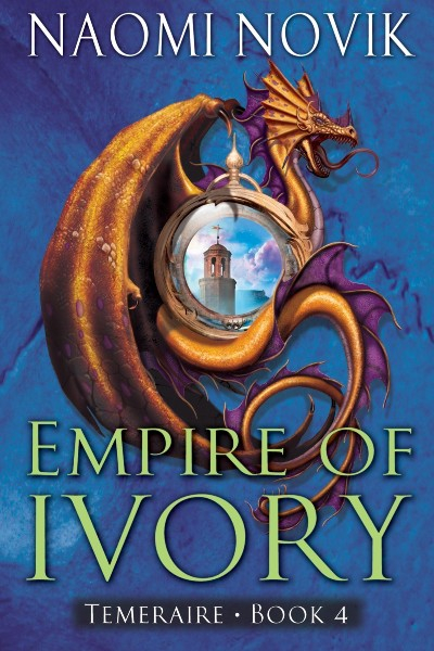 Cover image for Empire of Ivory