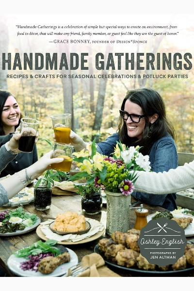 Cover image for Handmade Gatherings