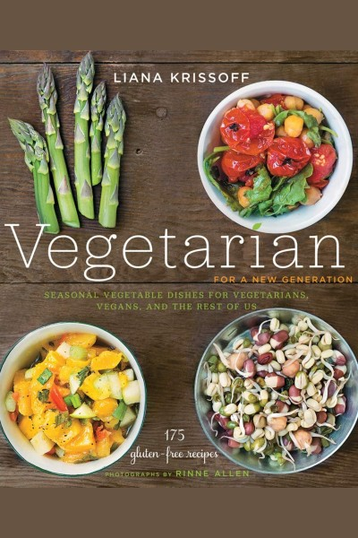 Cover image for Vegetarian for a New Generation