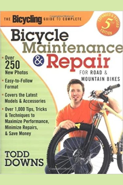 Cover image for The Bicycling Guide