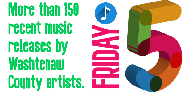 Friday Five: local music