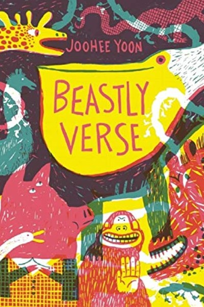 Cover image for Beastly Verse