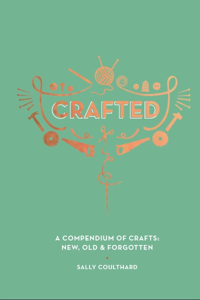 Cover image for Crafted