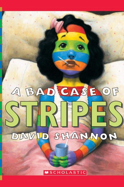 Cover image for A Bad Case of Stripes