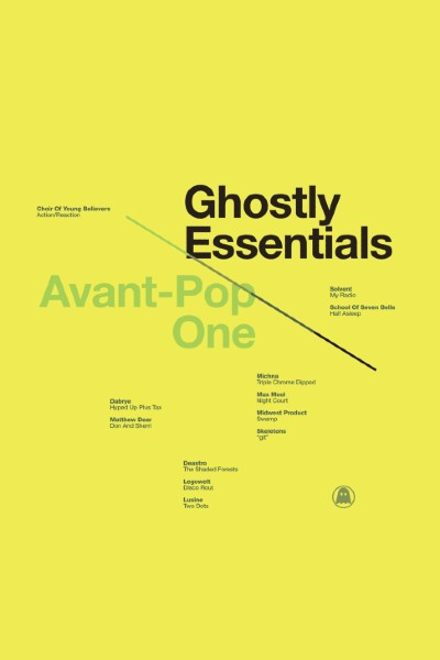 Cover image for Ghostly Essentials