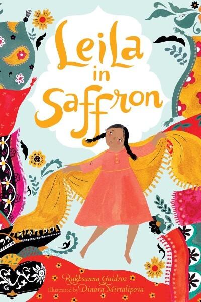 Cover image for Leila in Saffron