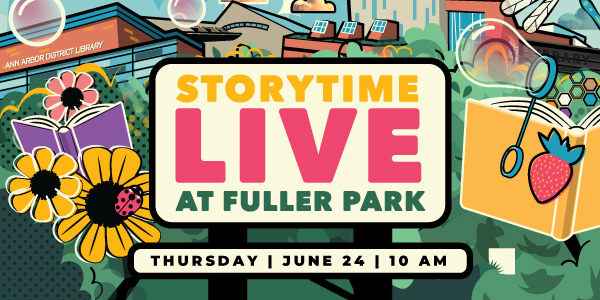 Live Storytime at Fuller Park